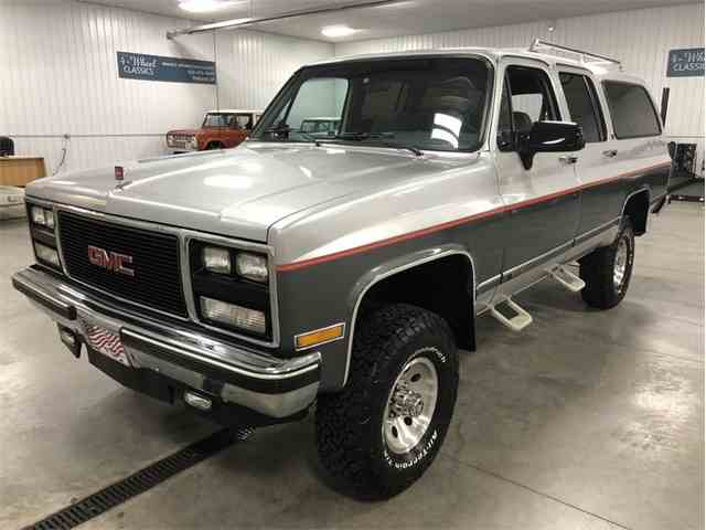 Picture of 1990 GMC Suburban Offered by 4-Wheel Classics - MVXW
