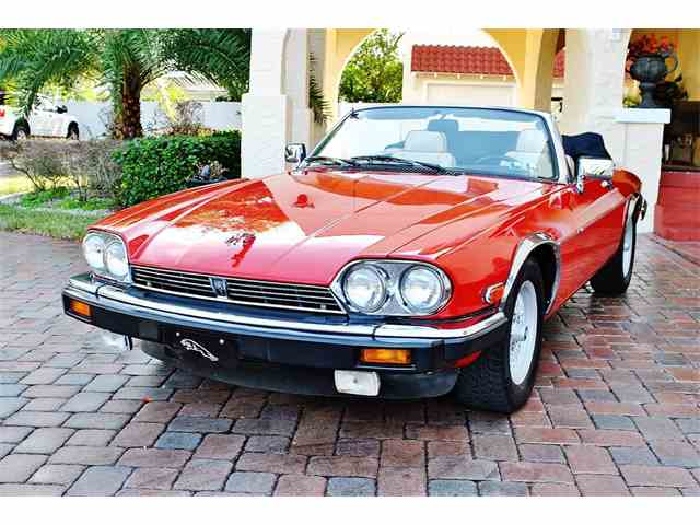 Picture of 1991 XJS Auction Vehicle Offered by Primo Classic International LLC - MVXX