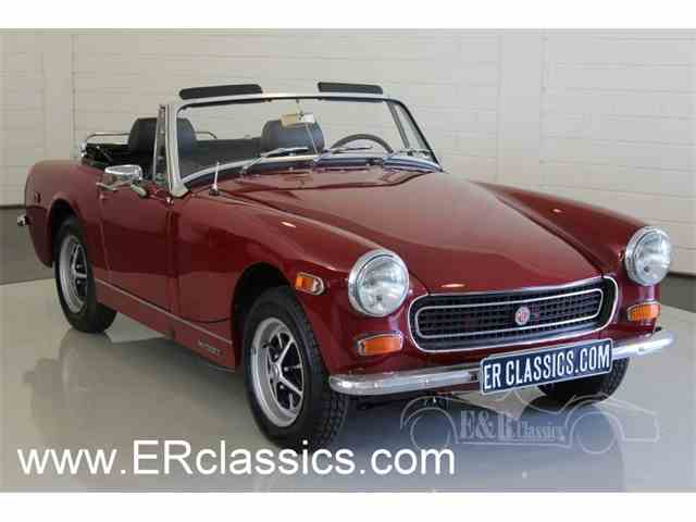 Picture of 1974 Midget Offered by E & R Classics - MVYA