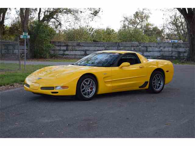 Picture of '03 Corvette - MVYD