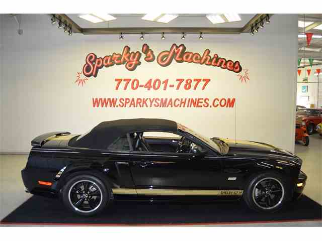 Picture of 2007 Shelby Mustang Offered by Sparky's Machines - MVYJ