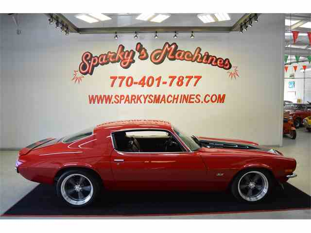 Picture of '70 Chevrolet Camaro RS located in Loganville GEORGIA Offered by Sparky's Machines - MVYP