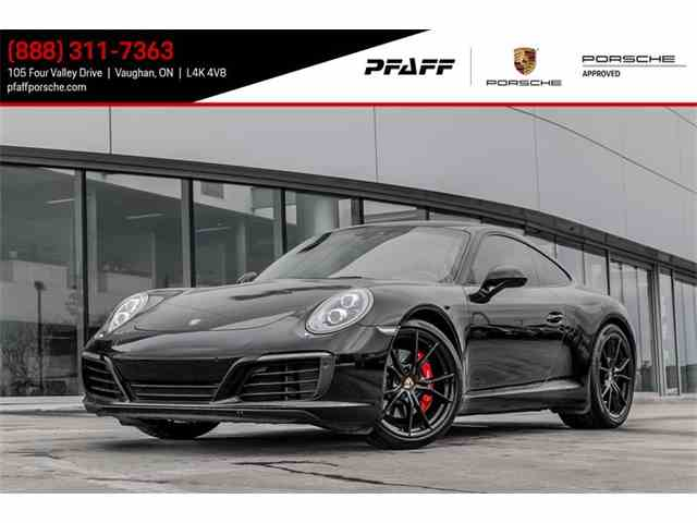Picture of '17 911 Carrera S - MVYS