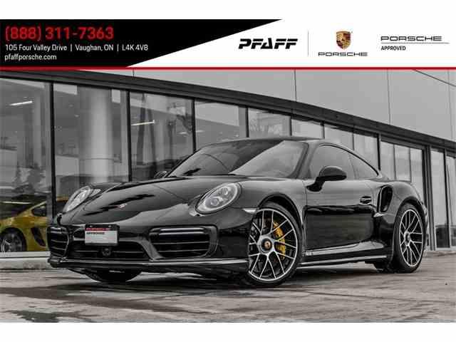 Picture of '17 Porsche 911 Turbo S located in Vaughan ONTARIO - $165,000.00 Offered by Pfaff Porsche - MVYT