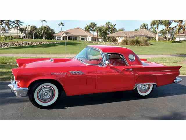 Picture of '57 Thunderbird - MVYY