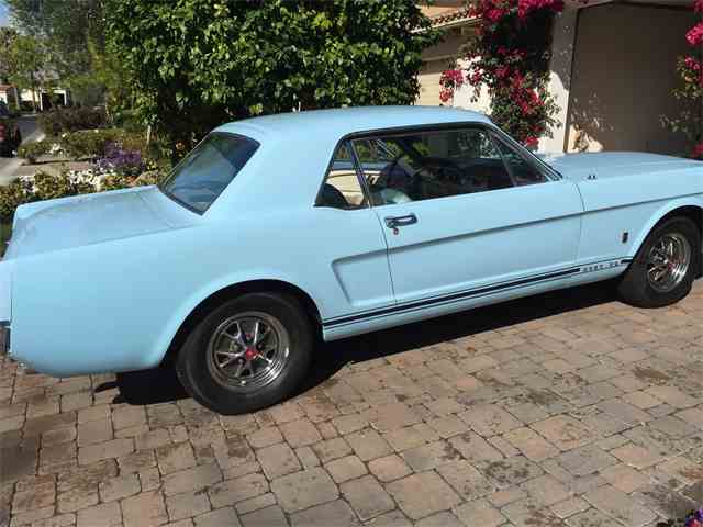 Picture of Classic 1964 Ford Mustang Offered by a Private Seller - MVZV