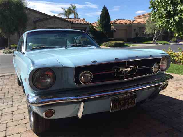Picture of '64 Mustang - MVZV
