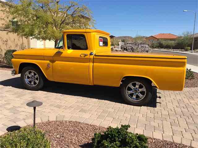 Picture of '63 Chevrolet C10 - $29,000.00 Offered by a Private Seller - MW00