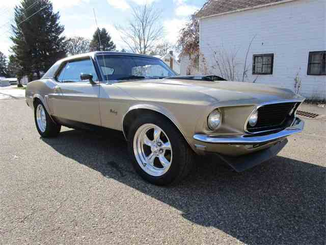 Picture of Classic 1969 Ford Mustang located in Stanley Wisconsin Offered by Cody's Classic Cars - MW0C