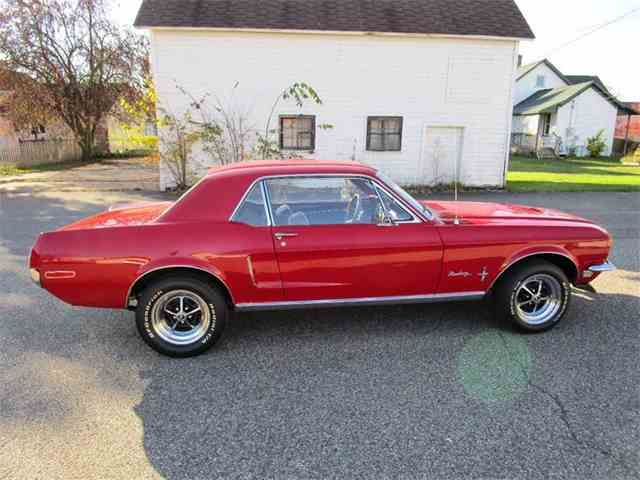 Picture of Classic '68 Ford Mustang located in Stanley Wisconsin - $19,500.00 - MW0H