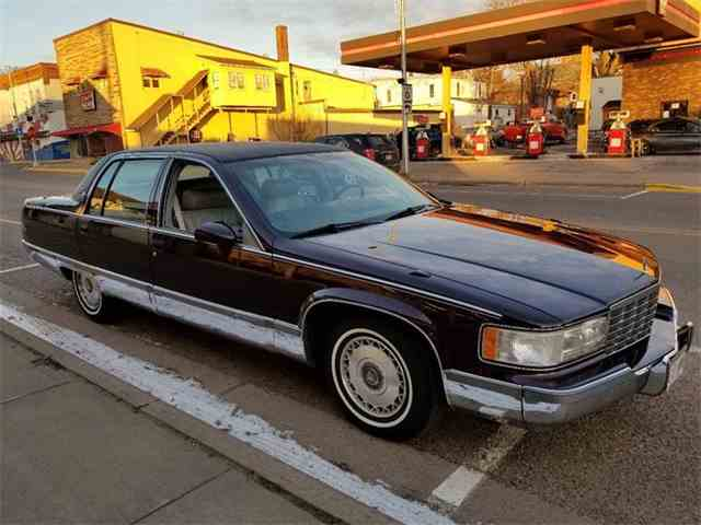 Picture of '94 Fleetwood - MW0P
