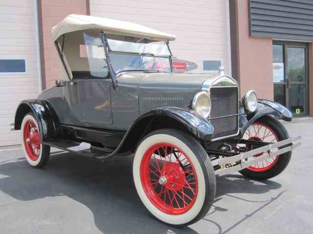 Picture of '27 Model T - MW0T