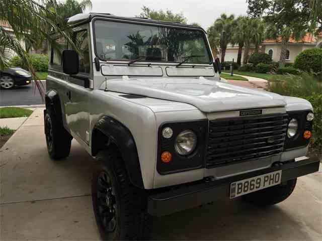 Picture of 1984 Defender located in North Tustin CALIFORNIA - $37,499.00 Offered by a Private Seller - MW0Y