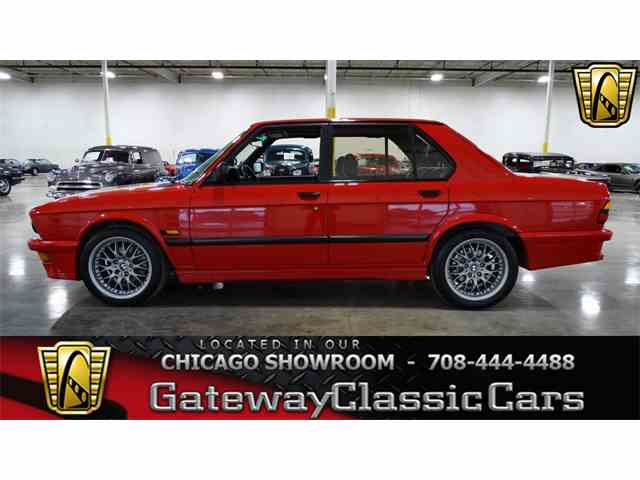 Picture of '87 5 Series - MW1V