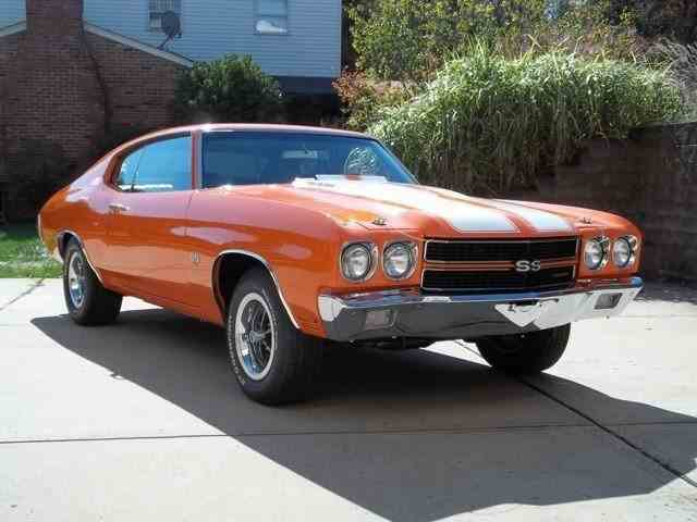 Picture of '70 Chevelle SS - MW22