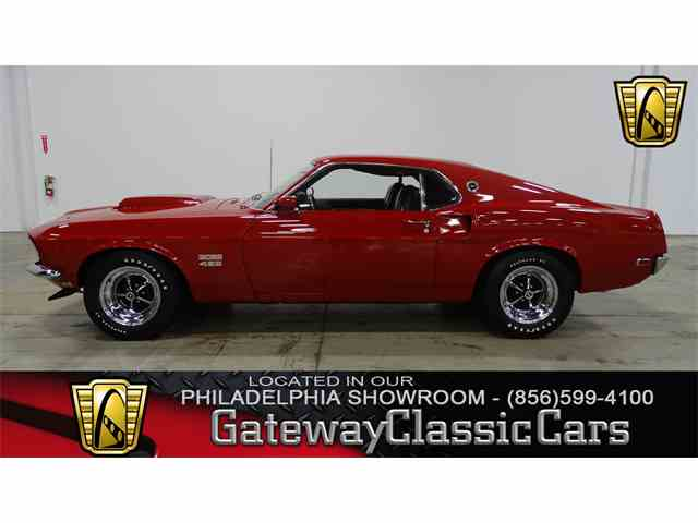 Picture of Classic '69 Ford Mustang Offered by Gateway Classic Cars - Philadelphia - MW2E