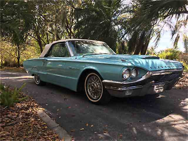 Picture of Classic 1965 Ford Thunderbird located in Punta Gorda FLORIDA Auction Vehicle Offered by Premier Auction Group - MW2Q