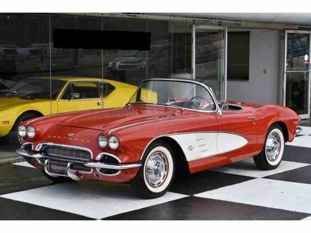 Picture of '61 Corvette - MW2R