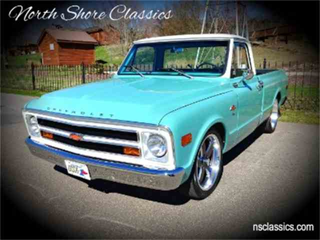 Picture of Classic '68 C10 - $29,900.00 Offered by North Shore Classics - MW2Z