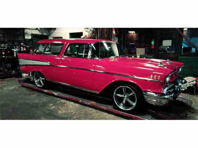 Picture of '57 Bel Air Nomad - MW3E