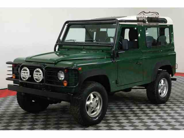 Picture of 1997 Land Rover Defender located in Colorado - $81,900.00 - MW3K