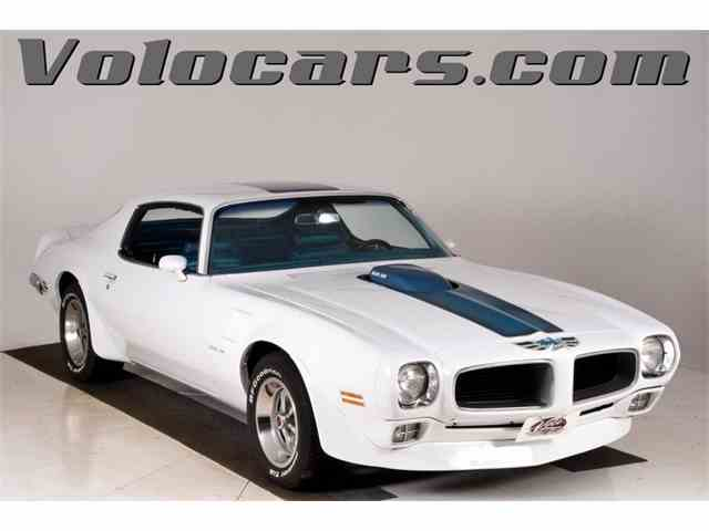 Picture of '70 Firebird Trans Am - MW3P