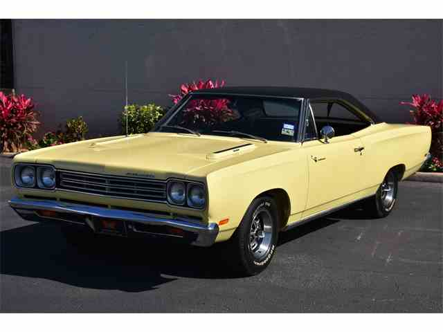 Picture of 1969 Plymouth Road Runner - MW44