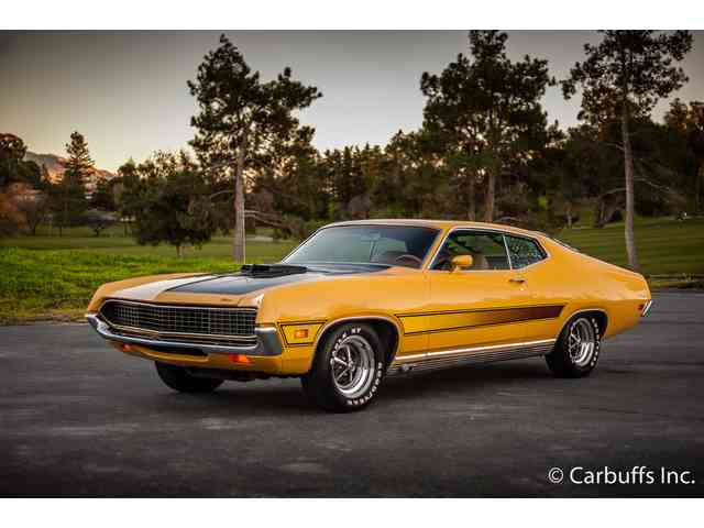 Picture of Classic '71 Ford Torino located in Concord California - MW4I