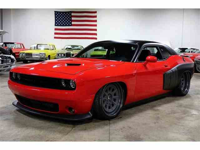 Picture of 2016 Dodge Challenger R/T - MW4P