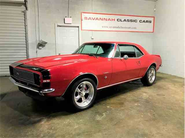 Picture of Classic '67 Chevrolet Camaro located in Savannah Georgia - $54,950.00 Offered by Savannah Classic Cars - MW51