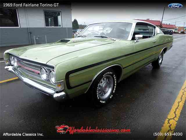 Picture of '69 Torino GT - MW52