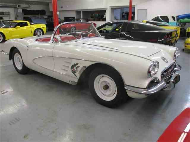 Picture of Classic 1960 Corvette located in Springfield Ohio Offered by Mershon's - MW5A