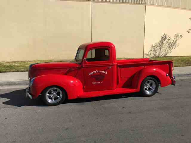 Picture of 1940 Pickup Auction Vehicle Offered by Highline Motorsports - MW5I