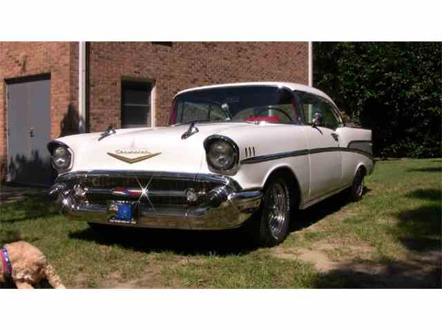 Picture of '57 Bel Air located in North Carolina - MW5N