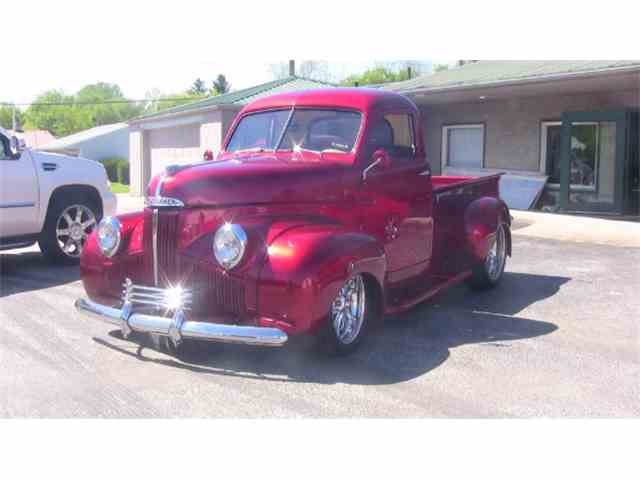 Picture of '48 Pickup - MW5T