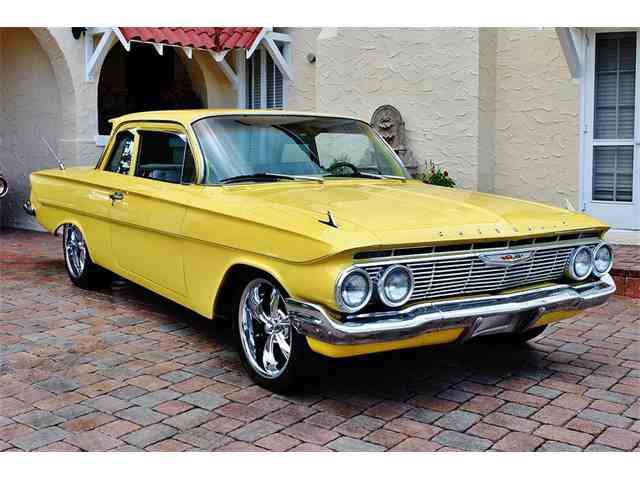 Picture of 1961 Bel Air Offered by Primo Classic International LLC - MW5X
