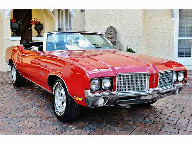 Picture of 1972 Cutlass Supreme - $25,000.00 Offered by Primo Classic International LLC - MW66