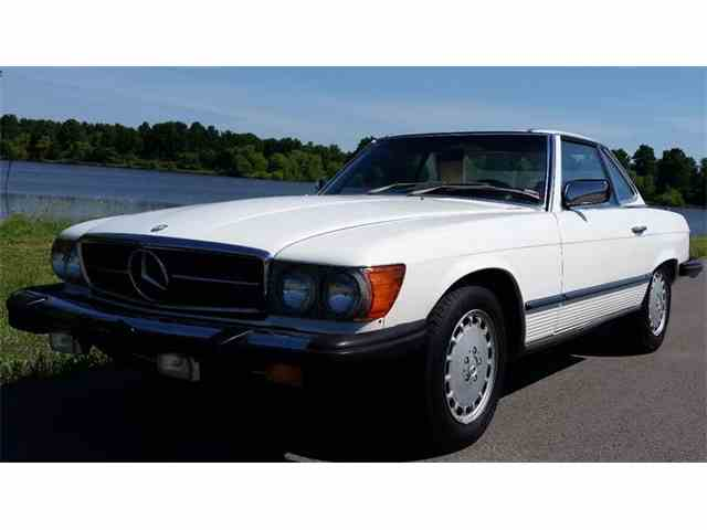 Picture of '81 380SL - MQJ1