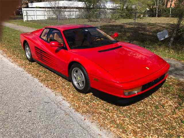 Picture of '89 Testarossa - MW6V