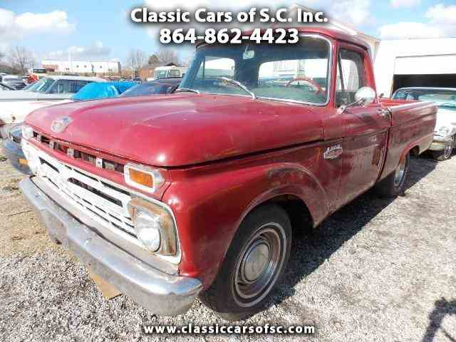 Picture of '66 F100 - MW8X