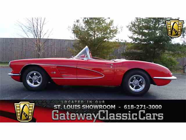 Picture of '58 Corvette - MW95