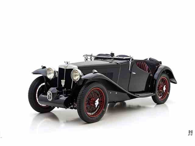 "Picture of '33 K2 ""Magnette"" - MW9H"