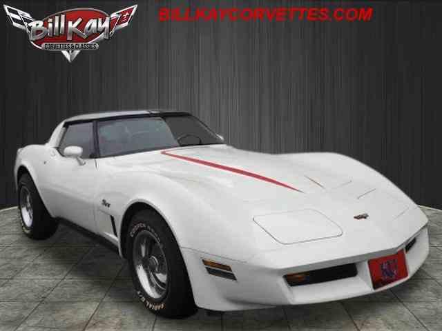 Picture of '82 Corvette - MWAE