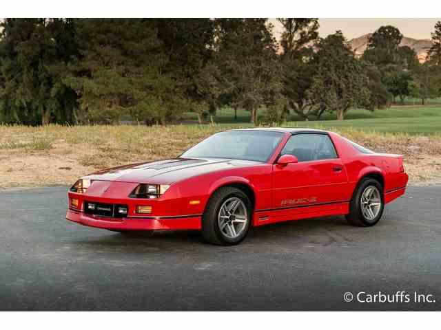 Picture of '87 Camaro IROC-Z - MWAH
