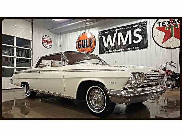 Picture of '62 Impala SS - MWAT