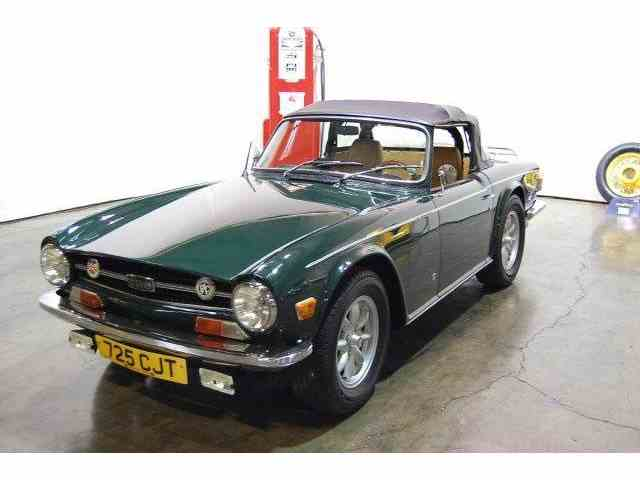 Picture of '72 TR6 - MWAZ