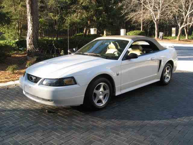 Picture of '04 Mustang - MWB3