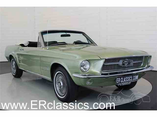 Picture of '67 Mustang - MWBL