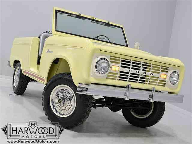 Picture of '66 Bronco - MWBM