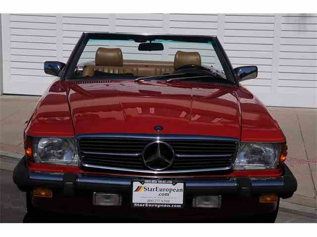 Picture of '89 560SL - MWBT